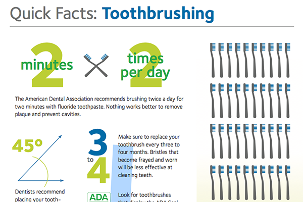 Quick Facts Toothbrusing